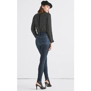 Lucky Brand Bella Ultra High Rise Skinny Jean